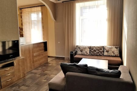 Very comfortable apartment in the city center
