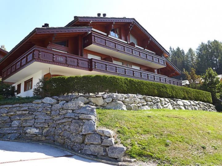 Apartment Daltons in Crans Montana
