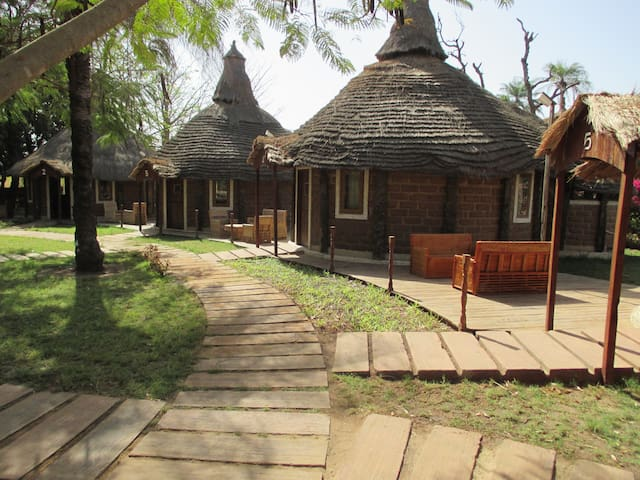 Mandinari River Lodge, a true Eco lodge
