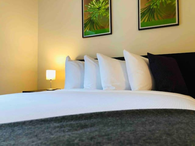 Chambre 24 · Private Room - Oberge'Inn - Laurentian getaway