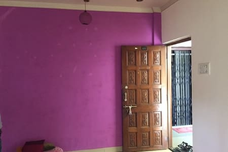 Warm Cozy apartment in rocking Koregaon Park, Pune - Pune