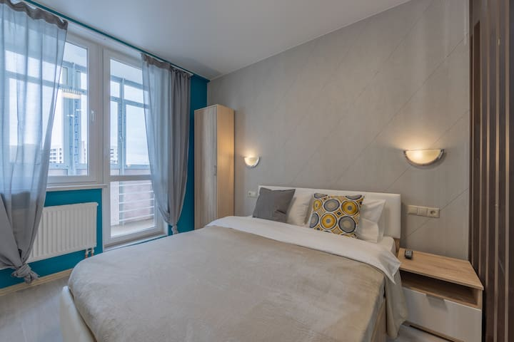 Современная квартира со свежим ремонтом в г Москва