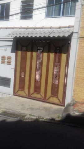Kitnete residencial para as Olimpíadas - Deodoro - Rio de Janeiro - Huoneisto