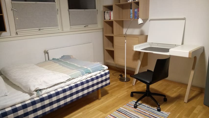 Room with private bath and entrance - - Oslo - Talo