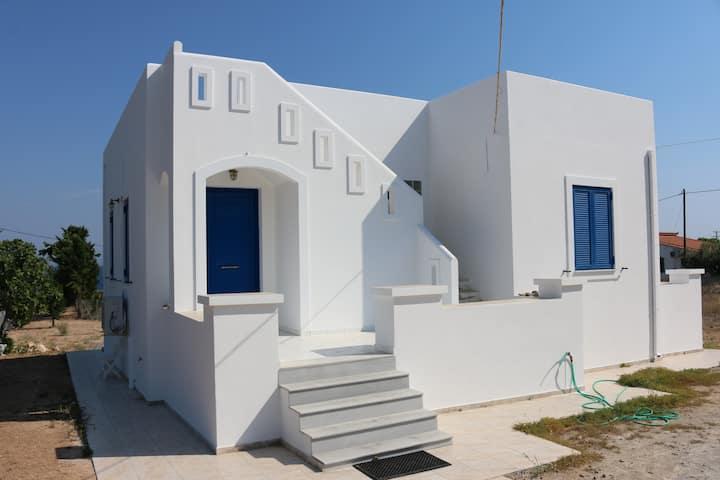 Ferienhaus auf Aegina