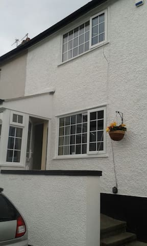 Conwy cosy cottage sleeps 4 + cot - Conwy - Huis