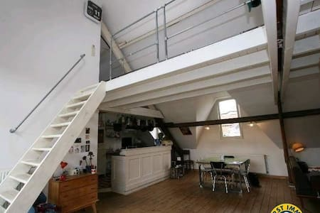 Charming, spacious apartment, centrally located! - Antwerpen - Lakás
