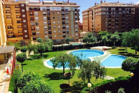 Piso acogedor en Jaén(zona bulevar) - Jaén