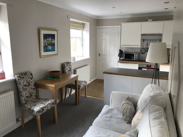 Private One Bed Annex - West Durie Cottage