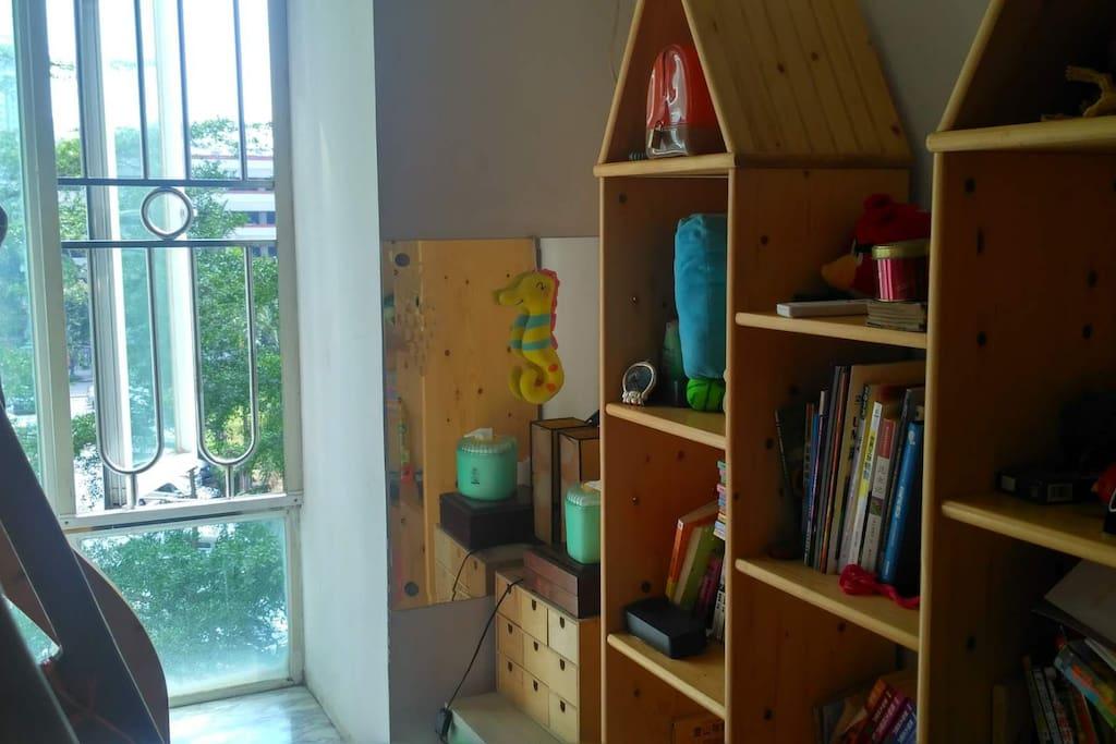 书架Book Shelf