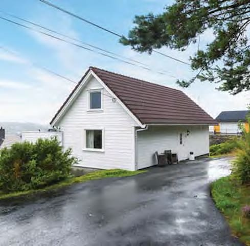 Cozy house 20 minutes from Bergen city center