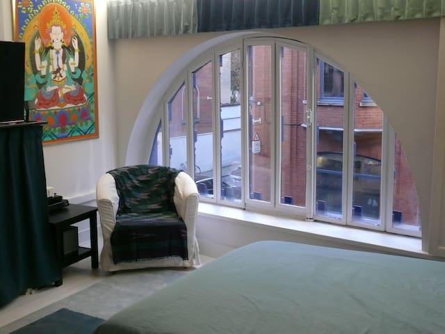 La chambre de l'arche bleue - Gent - House