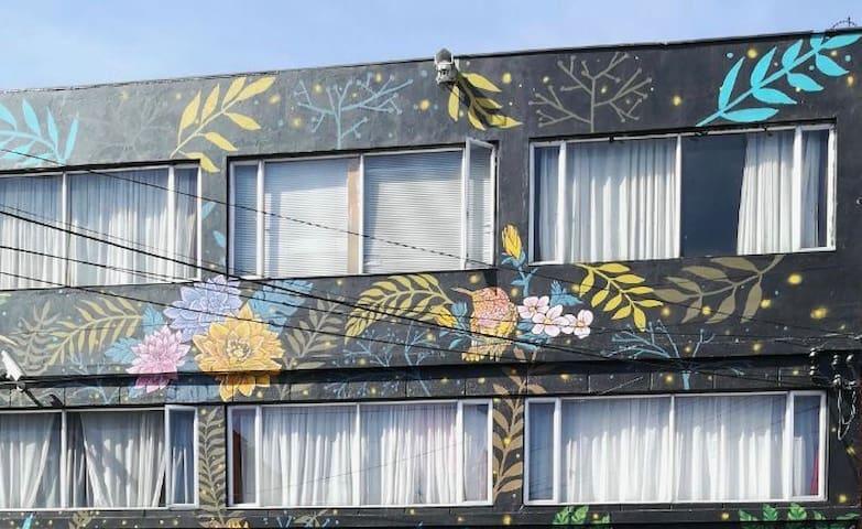Apartaestudio En Bogotá
