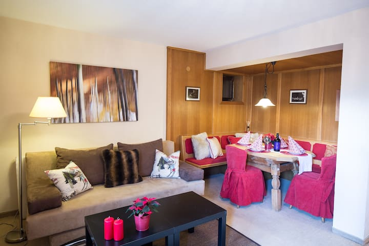 Gemütliche Wohnung im Zentrum von Kitzbühel - Kitzbühel - Lejlighed