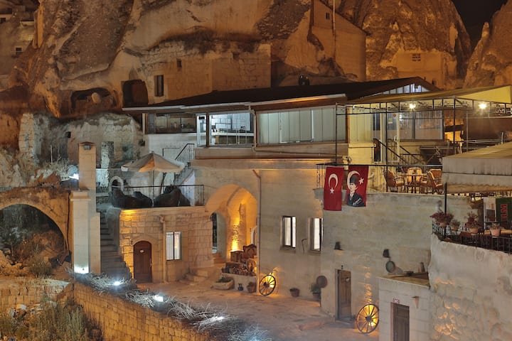 View Cave Hotel/Amazing view on Terrace/doubleroom