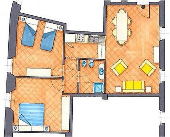 Casa Roverella B