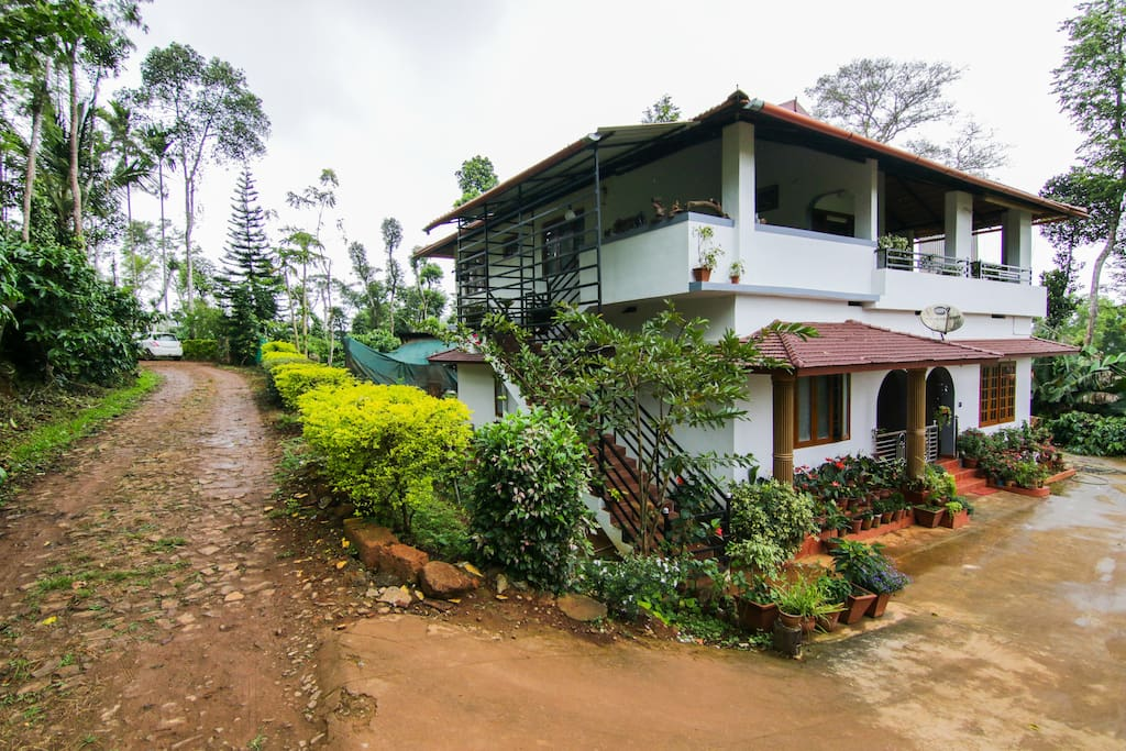 Away from the cacophony of the city is this beautiful stay that adds the 'home' in a homestay