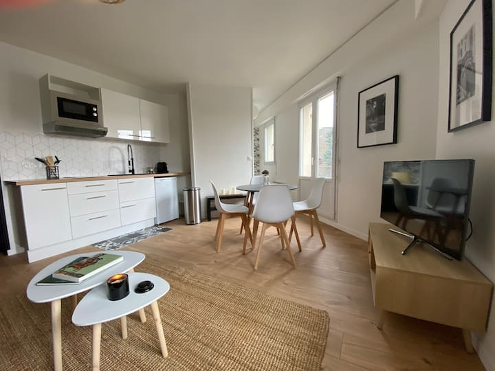 Bel appartement Cœur de Chantilly