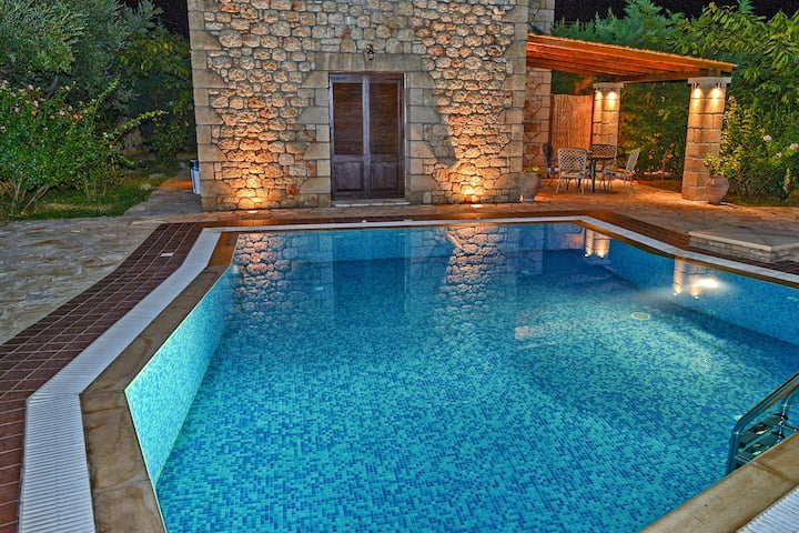 Olympia villas, Villa Elena (private pool)