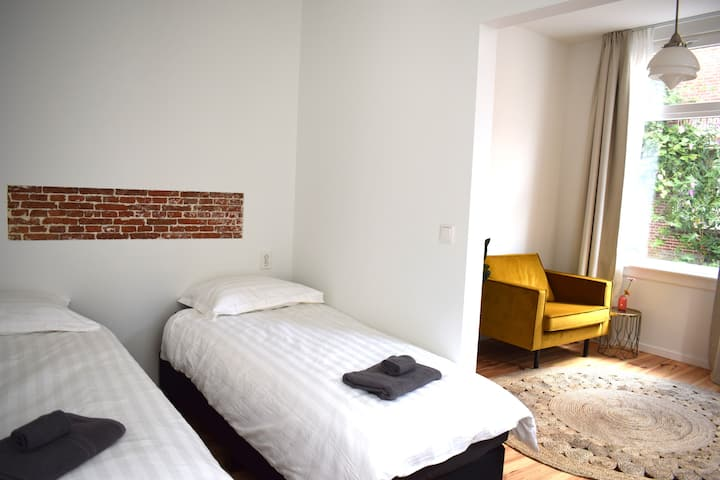 Studio in the centre of Haarlem-15min to Amsterdam