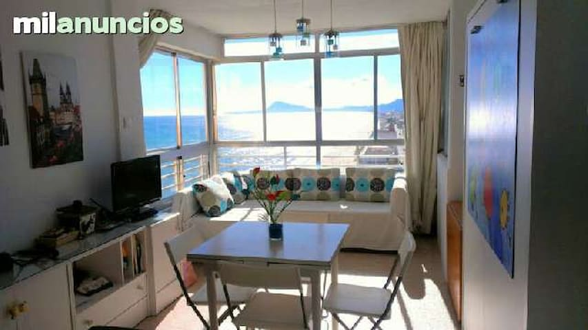 INCREIBLES VISTAS AL MAR - Bellreguard - Apartmen