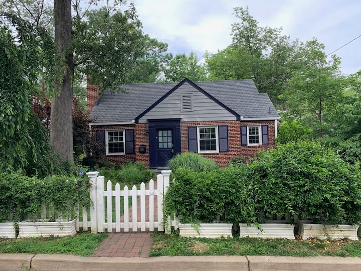 Oasis just outside of DC.   3 bdrm in Takoma Park