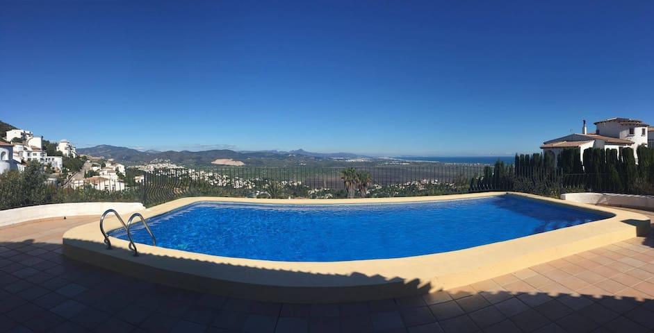 Casa Leon, Monte Pego - El Ràfol d'Almúnia - Villa