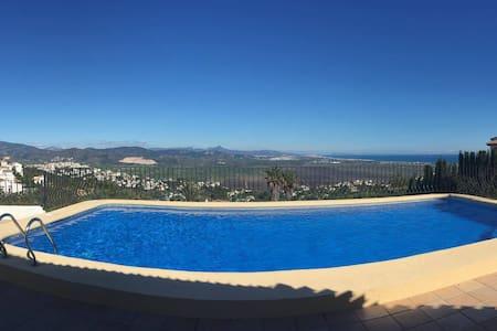 Casa Leon, Monte Pego - El Ràfol d'Almúnia - Willa