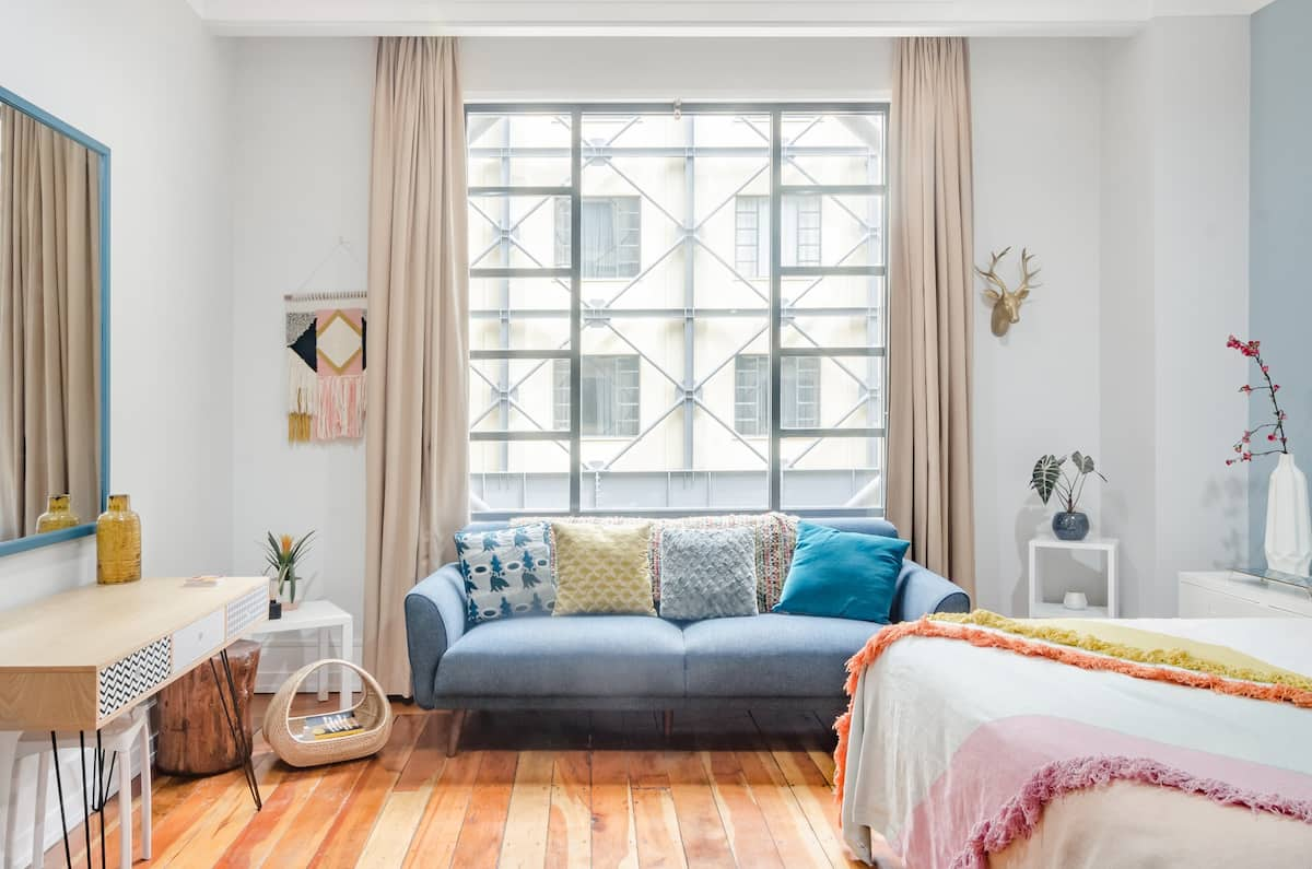 Boho-Inspired Sanctuary in Downtown Auckland