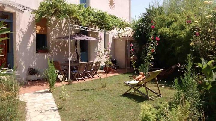 Charmante villa pour 6 personnes à Fouras