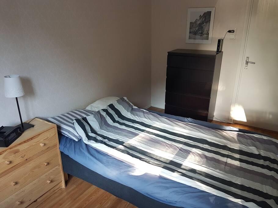 Cozy 120 cm bed