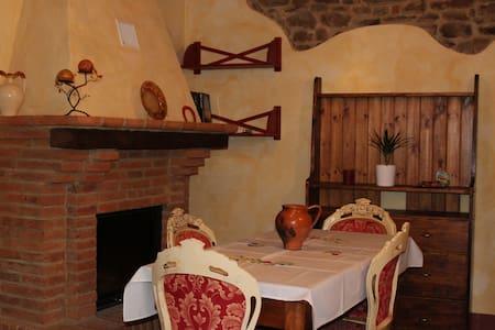 Accogliente casa in piccolo borgo - Maison