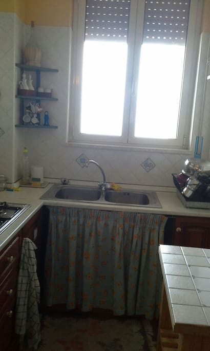 cucina- angolo cottura