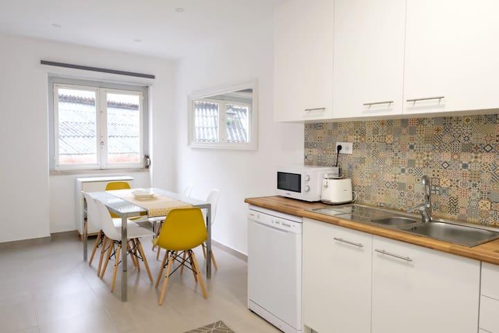 Lovely apartment in the center of Caldas da Rainha