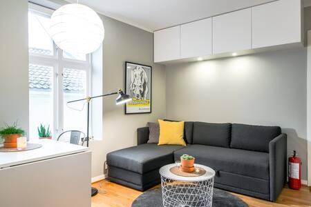 Urban studio apartment at Fredensborg! - Byt