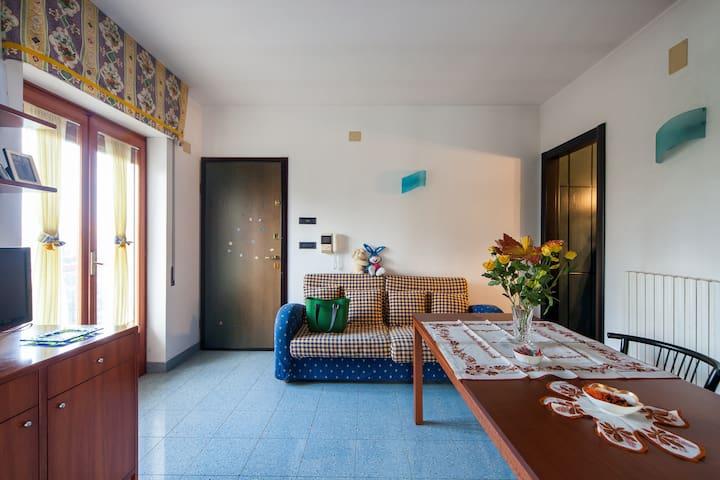 Casa centrale con terrazzo