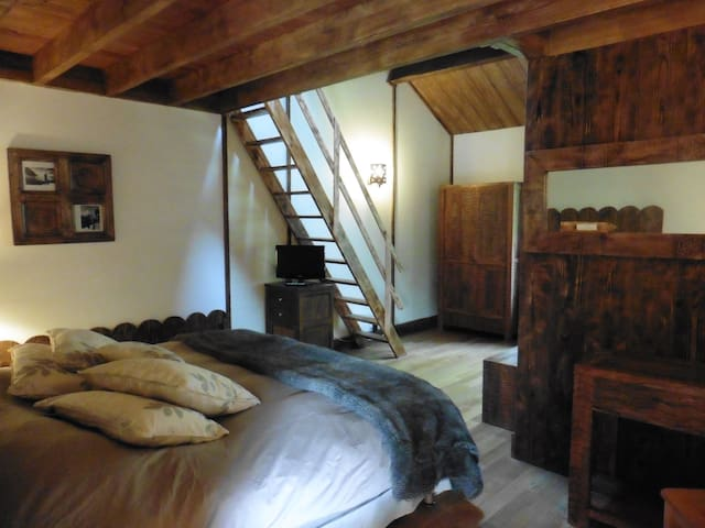 La Suite Prana - Essuiles - Bed & Breakfast