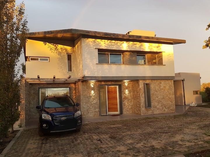 Casa rural entera. Farm house with private pool