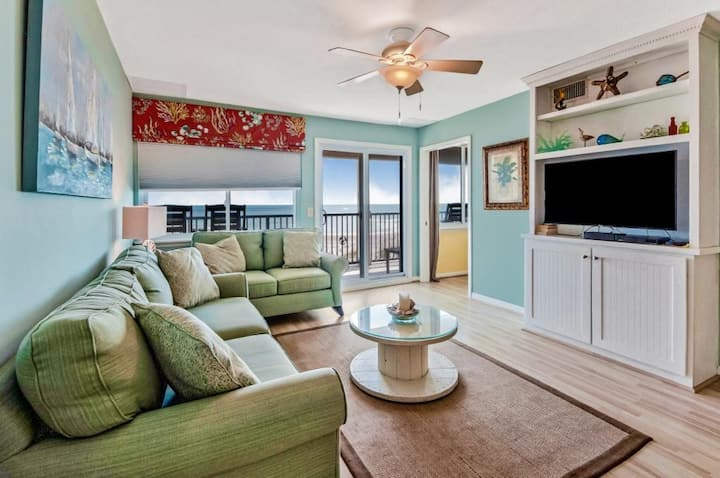 Amelia Island, 2 bedroom beach front condo