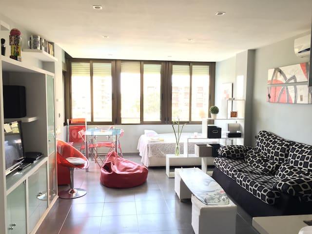Apartamento en Aguadulce Playa - Aguadulce - Apartemen