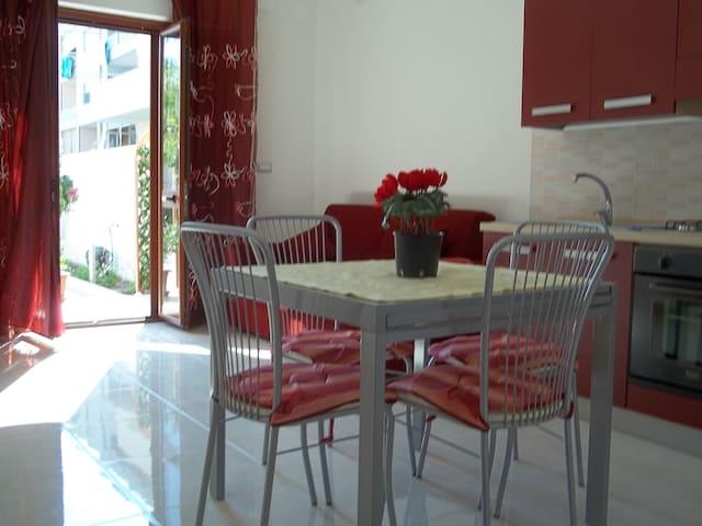Bilocale a Spadafora (Me) - Spadafora - Apartment