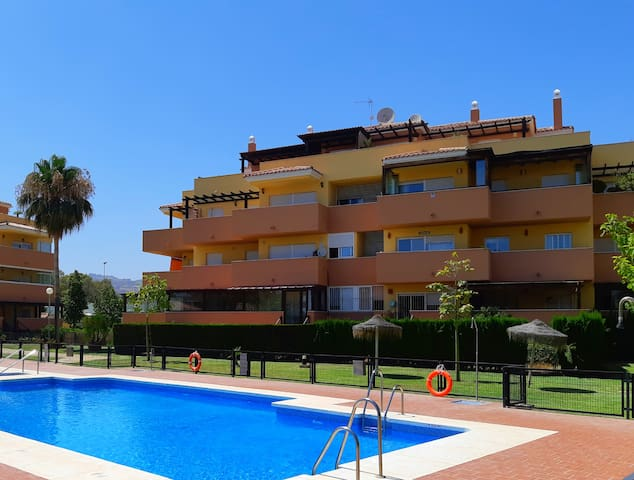 ☆Beautiful Penthouse in La Cala with terrace