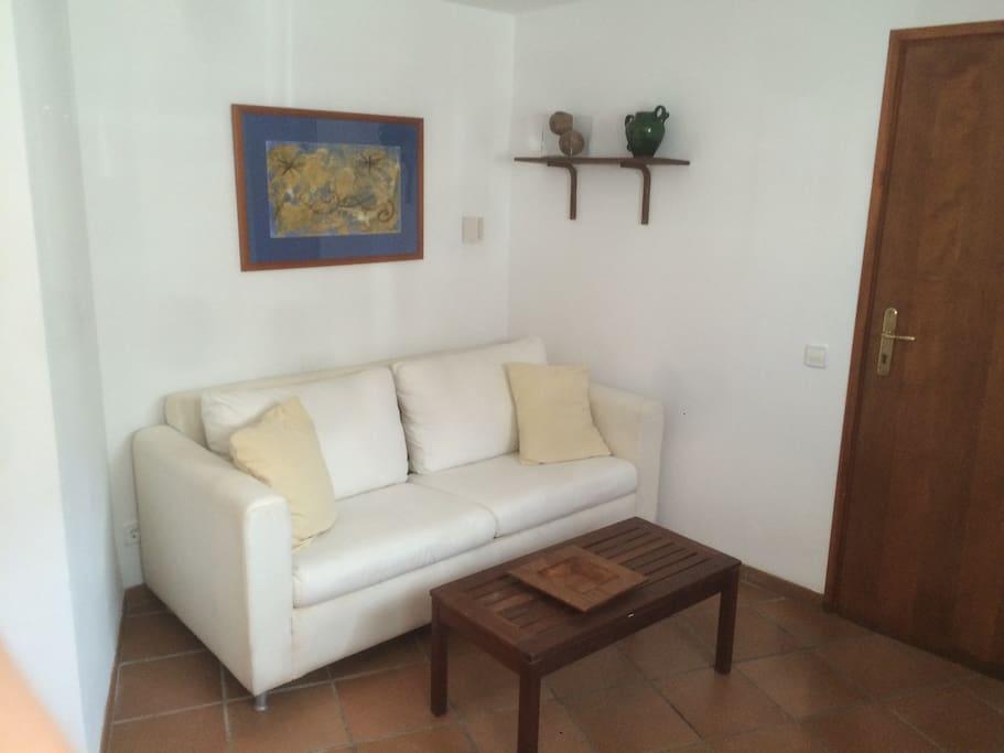 estudio llafranc camino de ronda lofts zur miete in llafranc catalunya spanien. Black Bedroom Furniture Sets. Home Design Ideas