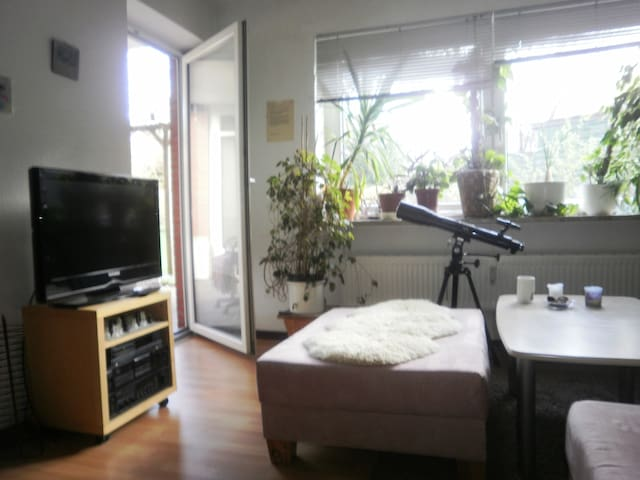 Wohnung in zentraler, ruhiger Sonnenlage