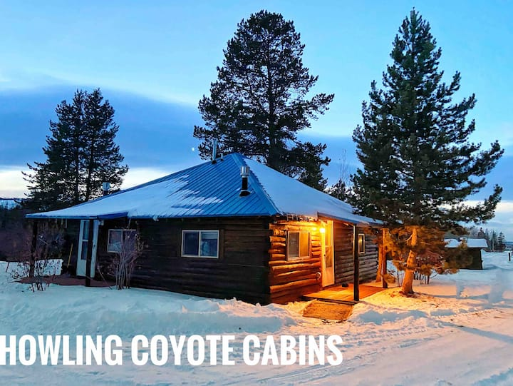 Cabin #3 at Howling Coyote