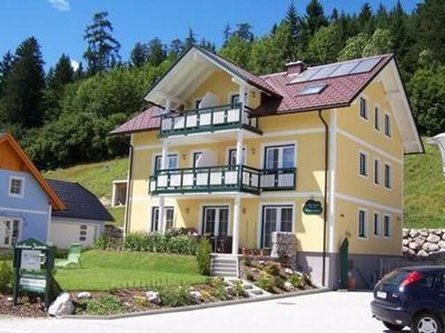 LANDHAUS JASMIN Wohnung Kammblick