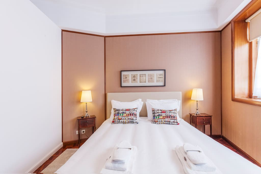 Go2oporto @Flores Guesthouse Room 4
