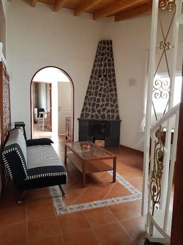 Grosses Bauernhaus auf Teneriffa m. 3 Schlafzimmer - Santa Cruz de Tenerife - Ev