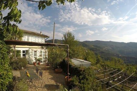 Ferienhaus in Italien Ligurien - Rumah