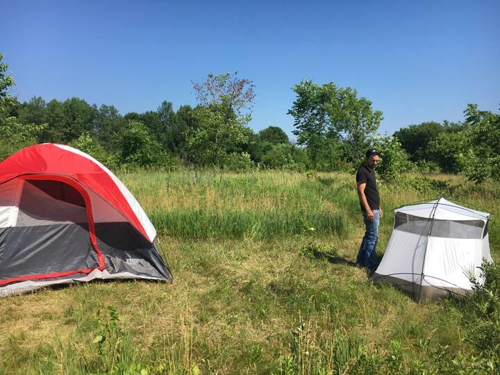 Urban (sub?) camping!